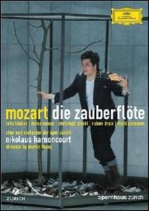 Film Wolfgang Amadeus Mozart. Il flauto magico. Die Zauberflöte Martin Ku?ej
