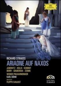 Film Richard Strauss. Arianna a Nasso. Ariadne auf Naxos