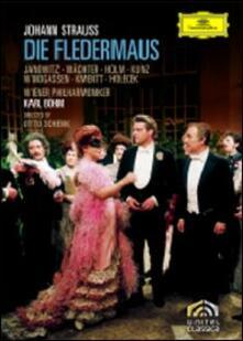 Johann Strauss. Il pipistrello. Die Fledermaus - DVD