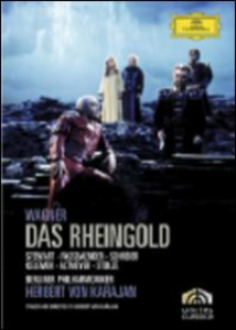 Film Richard Wagner. L'Oro del Reno Herbert Von Karajan
