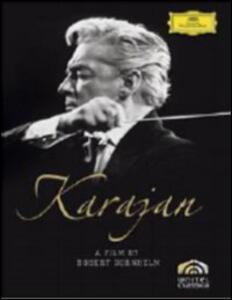 Herbert Von Karajan. Karajan di Robert Dornhelm - DVD