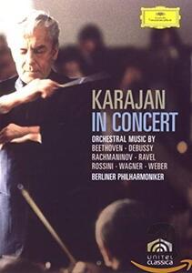 Herbert Von Karajan. In Concert (2 DVD) - DVD