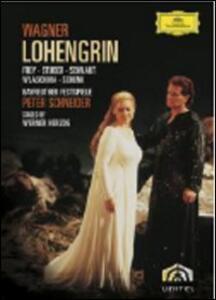 Richard Wagner. Lohengrin (2 DVD) di Werner Herzog - DVD