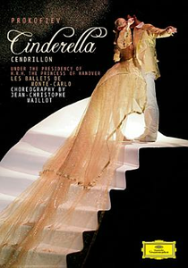 Film Sergei Prokofiev. Cenerentola. Cinderella