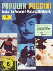 Film Giacomo Puccini. Popular Puccini Franco Zeffirelli , Gianfranco De Bosio , Jean-Pierre Ponnelle
