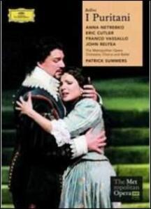 Vincenzo Bellini. I puritani - DVD