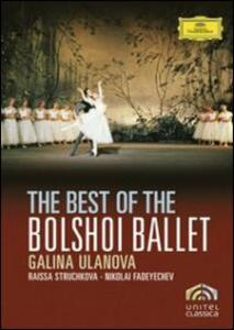 The Bolshoi Ballet. The Best of Bolshoi Ballet - DVD