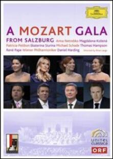 A Mozart Gala fron Salzburg di Brian Large - DVD