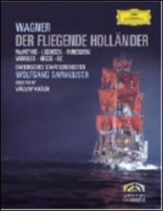 Film Richard Wagner. L'olandese volante. Der Fliegende Hollander Vaclav Kaslik