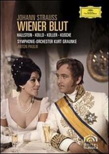 Johann Strauss. Wiener Blut. Sangue viennese - DVD