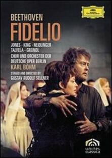 Ludwig van Beethoven. Fidelio di Gustav Rudolf Sellner,Ernst Wild - DVD