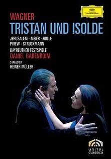 Richard Wagner. Tristano e Isotta. Tristan und Isolde (2 DVD) - DVD