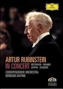 Film Artur Rubinstein. In Concert. Amsterdam 1973