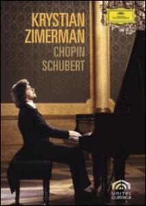 Krystian Zimerman. Recital di Humphrey Burton - DVD