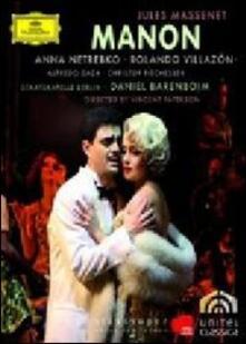 Jules Massenet. Manon di Vincent Paterson - Blu-ray