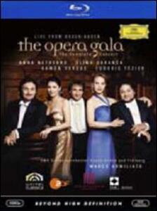 The Opera Gala. Live from Baden-Baden - Blu-ray