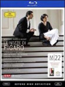 Wolfgang Amadeus Mozart. Le nozze di Figaro di Claus Guth,Brian Large - Blu-ray