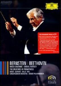 Leonard Bernstein. Beethoven: Missa solemnis - DVD