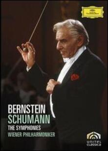 Leonard Bernstein. Schumann: Sinfonie n. 1 - 4 - DVD
