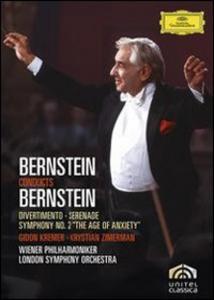 Film Leonard Bernstein. Divertimento per orchestra Humphrey Burton