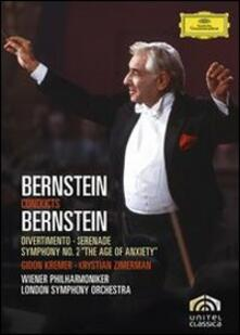 Leonard Bernstein. Divertimento per orchestra di Humphrey Burton - DVD