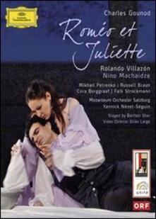 Charles Gounod. Romeo et Juliette (2 DVD) di Brian Large - DVD