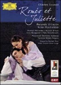 Charles Gounod. Romeo et Juliette di Brian Large - Blu-ray