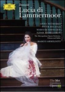 Gaetano Donizetti. Lucia di Lammermoor (2 DVD) - DVD
