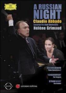 Film Claudio Abbado. A Russian Night