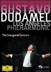 Film Gustavo Dudamel. The Inaugural Concert