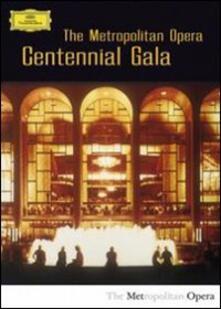 The Metropolitan Opera Centennial Gala (2 DVD) - DVD