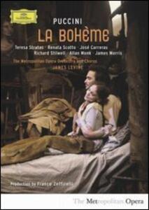 Giacomo Puccini. La Boheme di Franco Zeffirelli - DVD