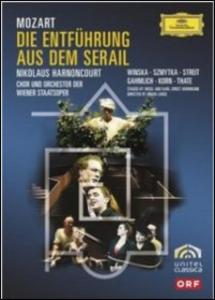 Film Wolfgang Amadeus Mozart. Il ratto del serraglio. Die Entführung aus dem Serail