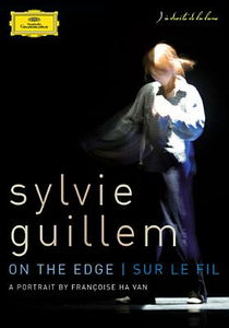 Film Sylvie Guillem. On the edge. Sur le fil Robert Lapage