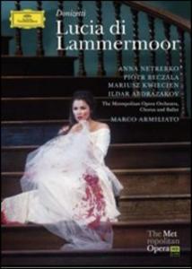 Film Gaetano Donizetti. Lucia di Lammermoor