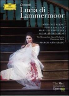 Gaetano Donizetti. Lucia di Lammermoor - Blu-ray