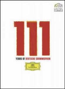Film 111 Years of Deutsche Grammophon Brian Large , Henri-Georges Clouzot , Humphrey Burton , Karlheinz Hundorf , Truck Branss