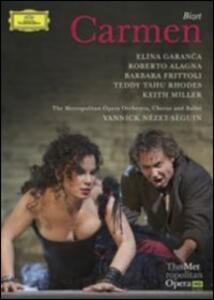 Georges Bizet. Carmen (2 DVD) di Richard Eyre - DVD