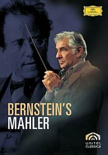 Leonard Bernstein. Bernstein's Mahler di Humphrey Burton - DVD