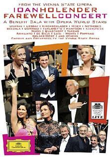 Ioan Holender Farewell Concert. A Benefit Gala with Opera World Stars (2 DVD) - DVD