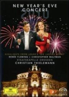 New Year's Concert 2010 in Dresden - DVD