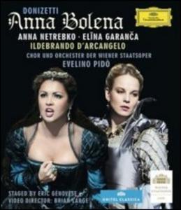 Film Gaetano Donizetti. Anna Bolena Eric Genovese