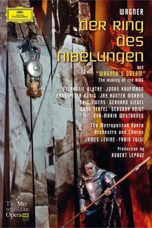 Der Ring Des Nibelungen (8 DVD)