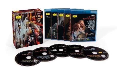 Der Ring Des Nibelungen (5 Blu-ray) - 2