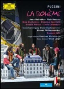Giacomo Puccini. La Bohème - DVD