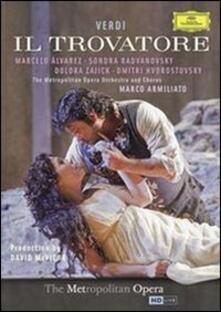 Giuseppe Verdi. Il Trovatore di David McVicar - DVD