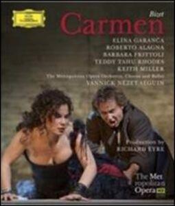 Film Georges Bizet. Carmen Richard Eyre