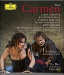 Film Georges Bizet. Carmen Richard Eyre