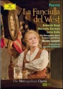 Giacomo Puccini. La Fanciulla del West (2 DVD) - DVD
