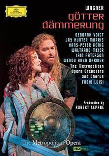 Richard Wagner. Götterdämmerung. Il crepuscolo degli dei (2 DVD) - DVD